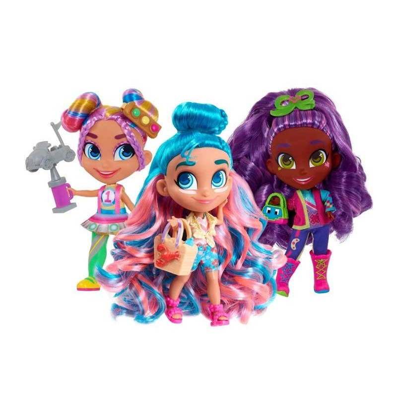 Hairdorables Hairdudables BFF Pack