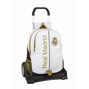 Mochila con Carro Real Madrid
