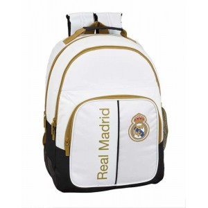 Mochila de Doble Refuerzo Real Madrid