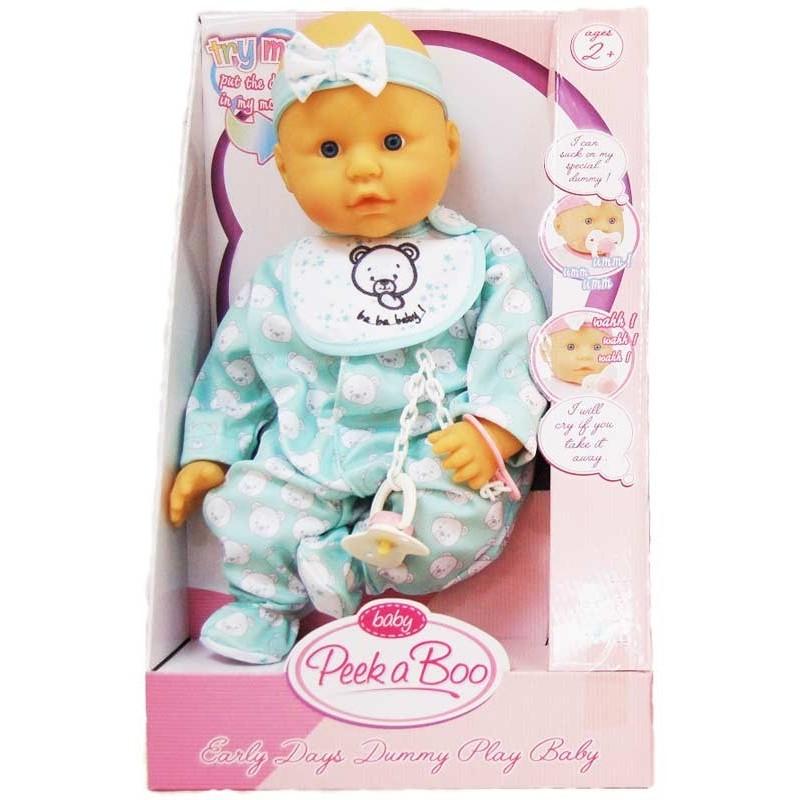 Muñeco Bebé 40 cm