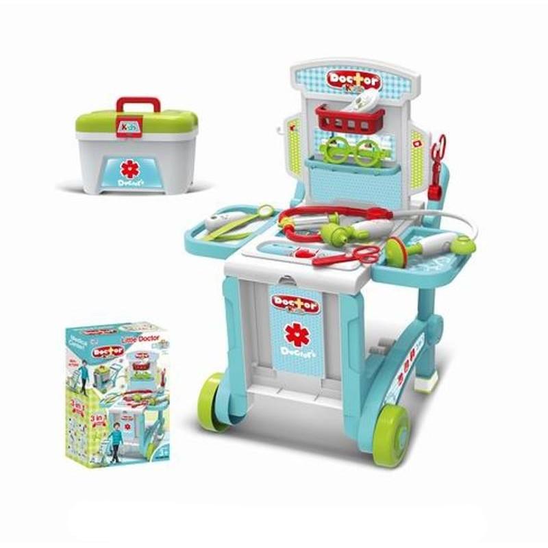 Carrito Infantil de Médico