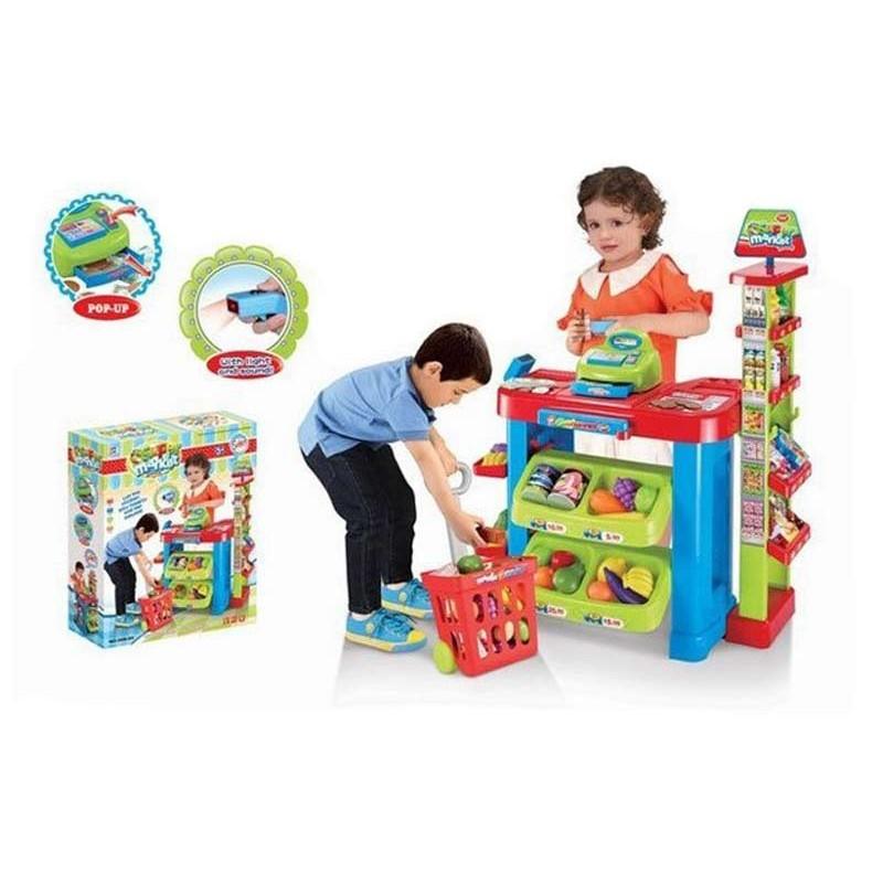 Supermercado para Niños