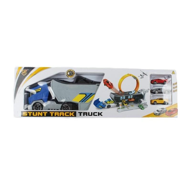 Camión Pista de Coches