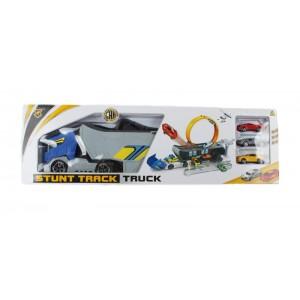 Camión con Lanzador de Coches