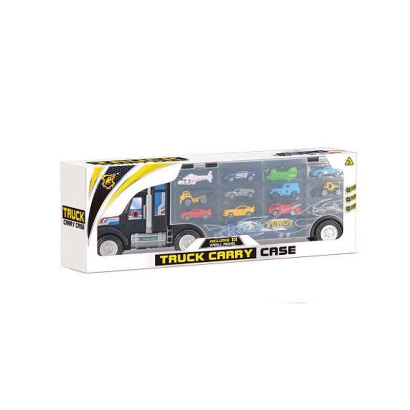 Camión Transporta Coches