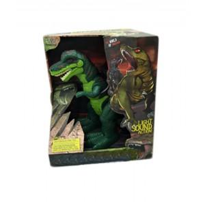 Dinosaurio con Luz y Sonido