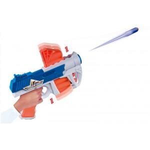 Pistola de Dardos con Máquina de Bolas