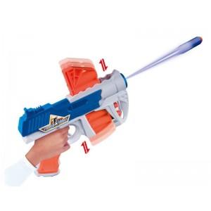 Pistola de Dardos con Diana Móvil