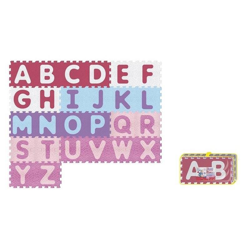 Alfombra Puzzle del Alfabeto