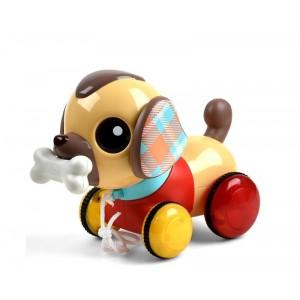 Perro Interactivo con Ruedas