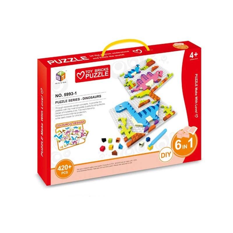 Puzzle Infantil Mosaico