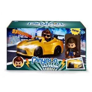 Pinypon Action Super Coche