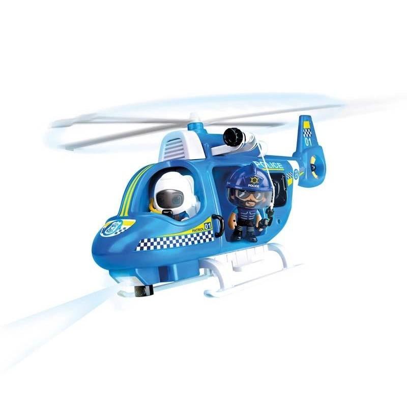 Pinypon Action Helicóptero de Policía