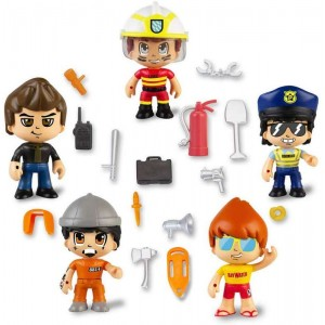 Pinypon Action Pack 5 Figuras Serie 2