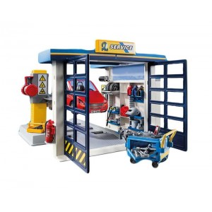 Playmobil City Life Taller de Coches