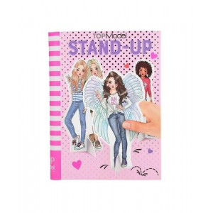 Cuaderno Stand Up Top Model