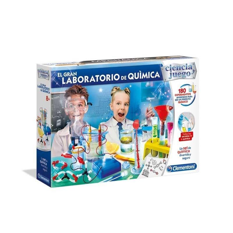 El Gran Laboratorio de Química Infantil