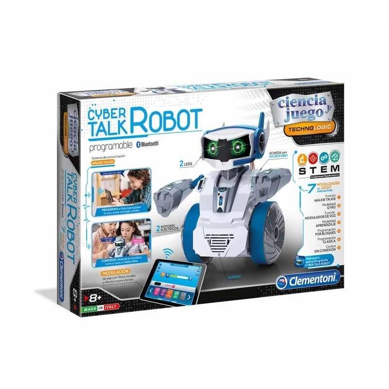 Robot Cyber Talk