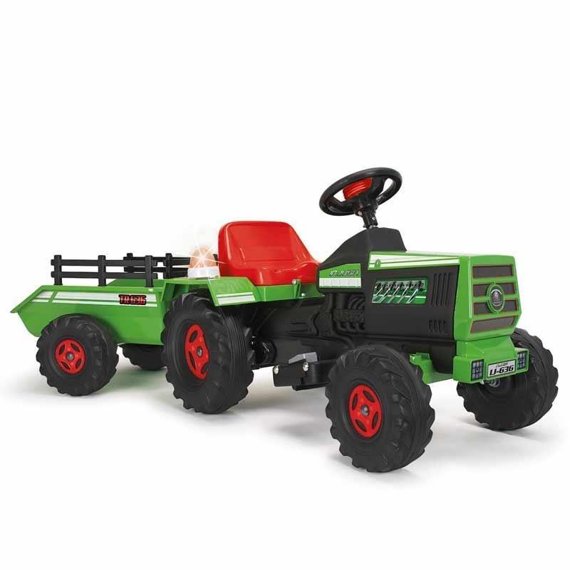 Tractor Basic 6V