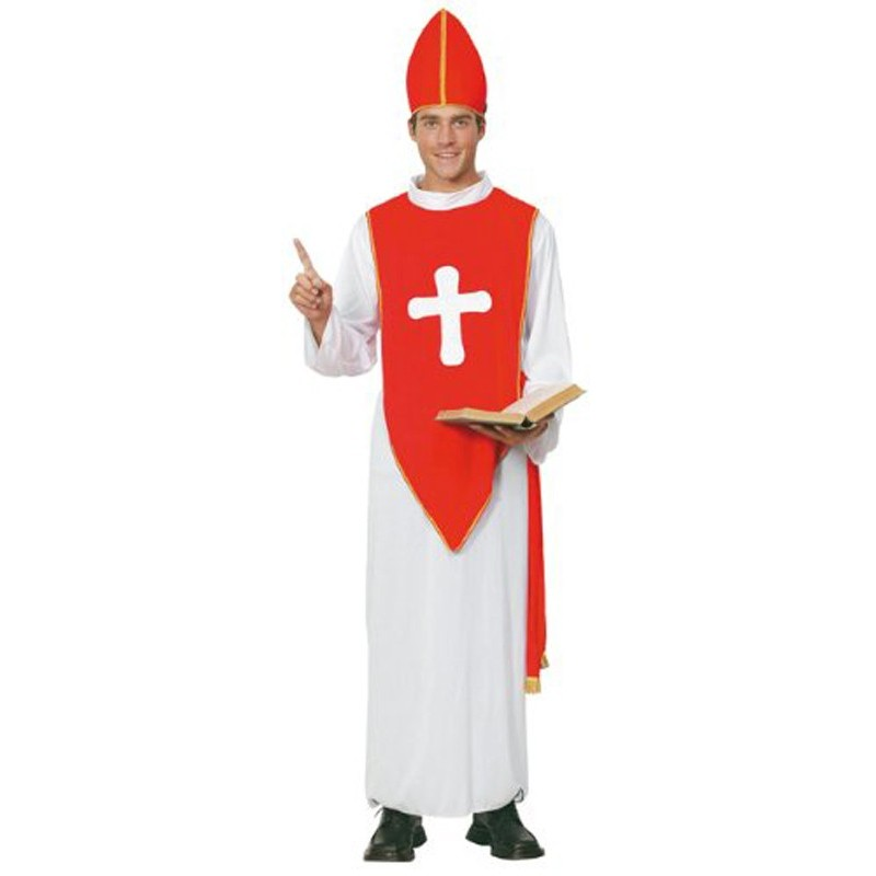 Disfraz de Obispo Adulto S