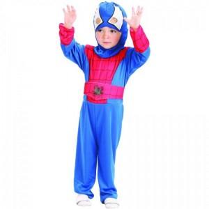 Disfraz Spiderman Infantil XXS