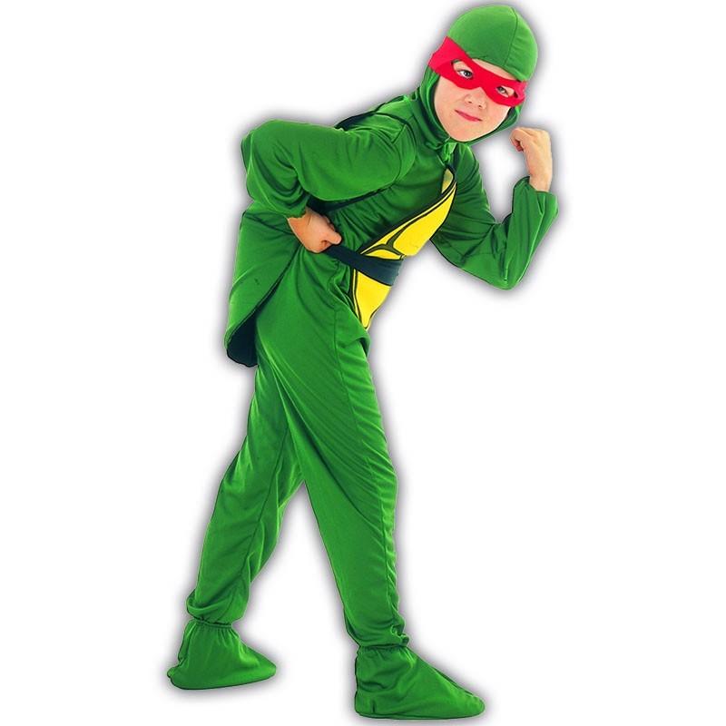 S Tortuga Ninja Disfra infantil