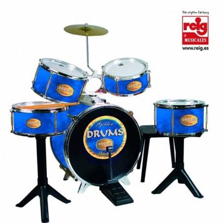 Batería Goldem Drums