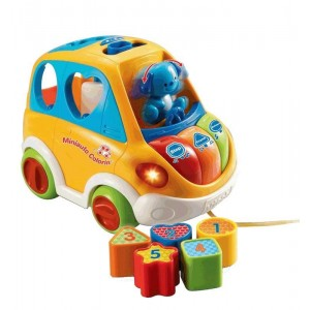 Miniauto Colorín