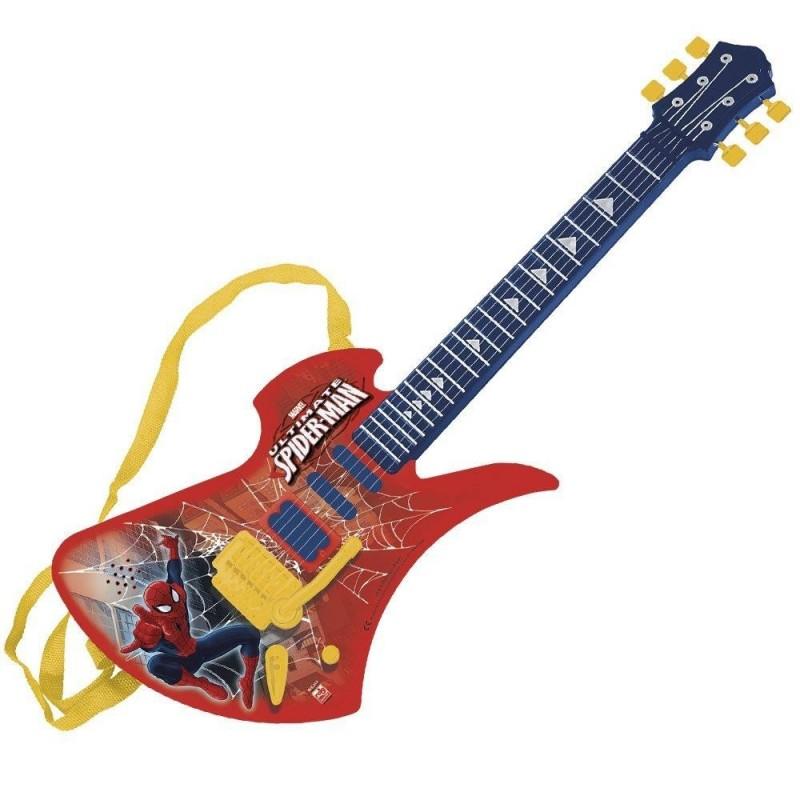 Guitarra electrónica Spiderman - Reig