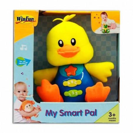 Pato con Luces y Sonidos