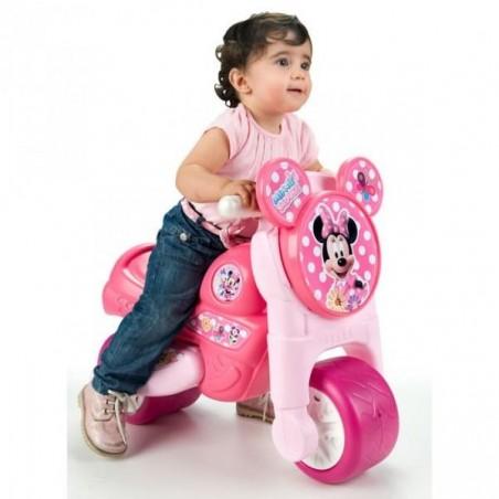 Moto Minnie Rosa