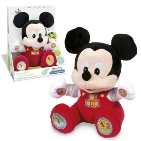Juega y Aprende con Baby Mickey