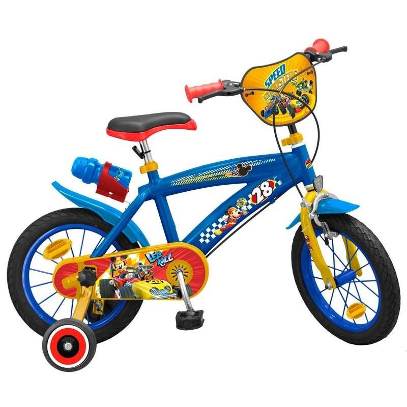 Bicicleta Mickey 14 Pulgadas
