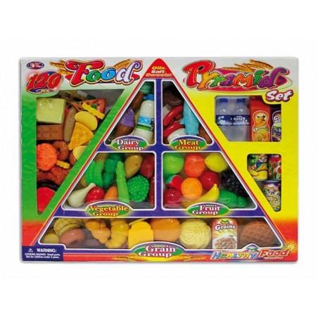 Set de Alimentos 120 piezas