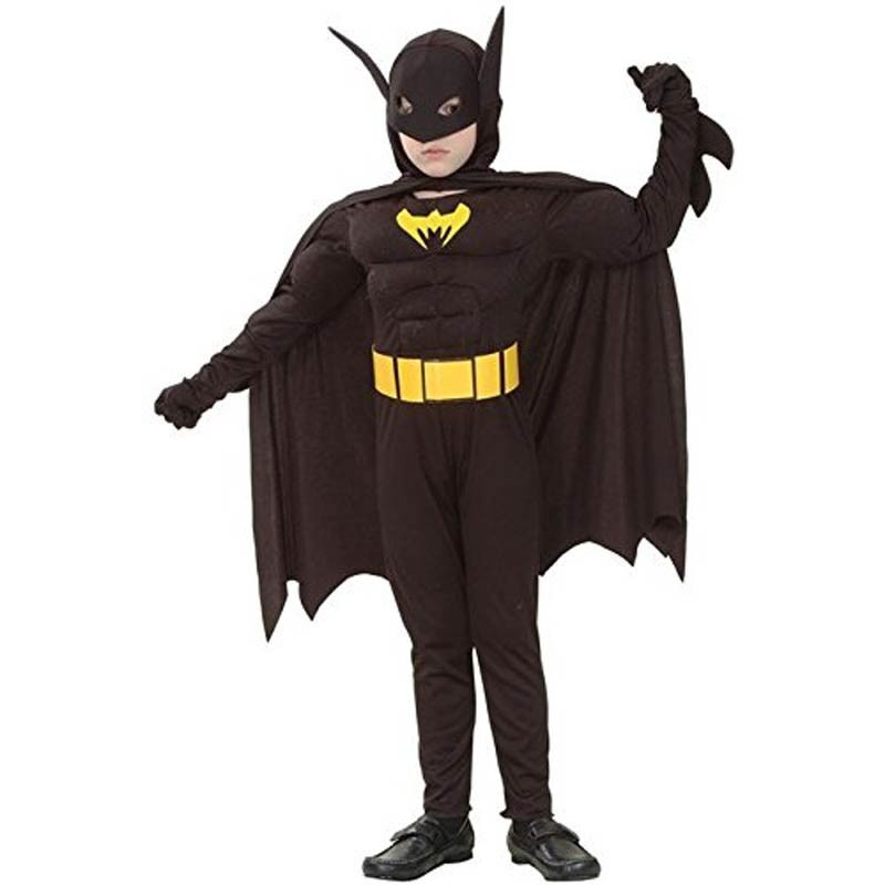 M Batman disfraz