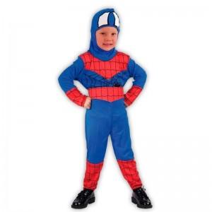 XXS Spiderman infantil disfraz