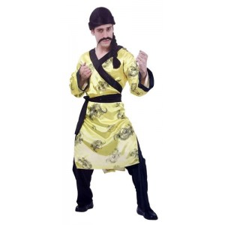 Disfraz Guerrero Chino M
