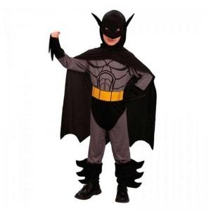 Batman Disfraz Negro M