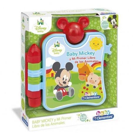 Baby Mickey, Mi Primer Libro de los Animales