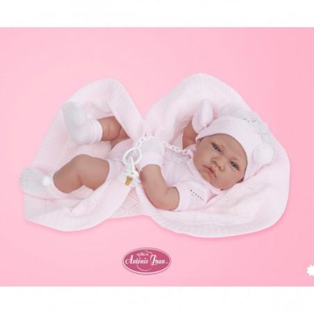Recién nacida toquilla niña - Antonio Juan