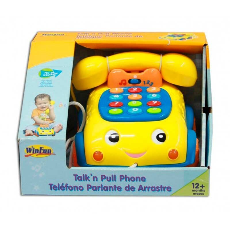 Teléfono con Ruedas