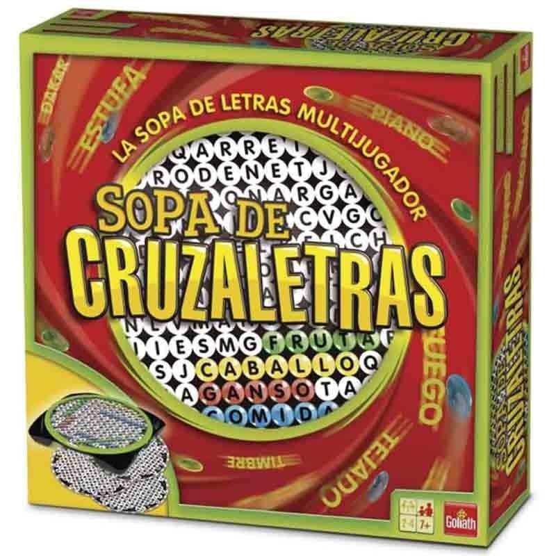 Sopa Cruzaletras