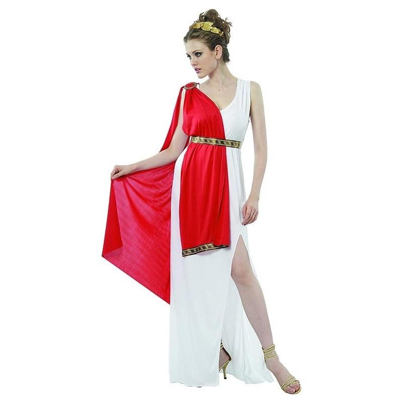 Disfraz de Romana de Mujer