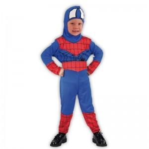 XS Spiderman infantil disfraz