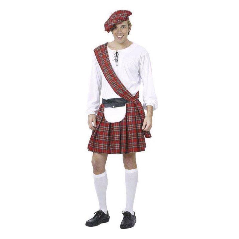 Disfraz de Escoces Adulto