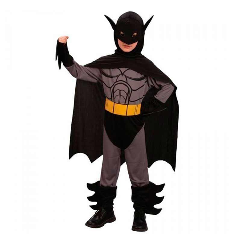 Batman Disfraz Negro L
