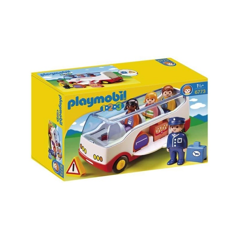 Autobús 1.2.3 Playmobil