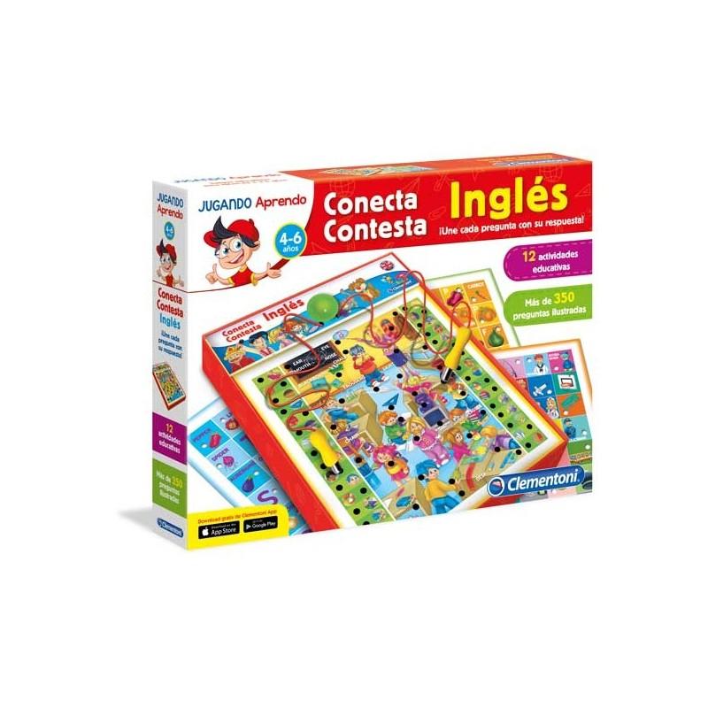 Conecta Contesta Inglés