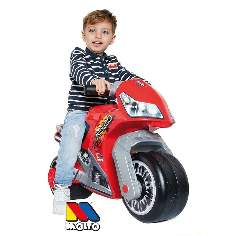 Moto Correpasillos Premium