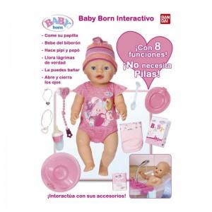 Baby Born Interactivo
